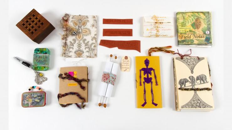 Linda Ocasio Art Zine Collection, 2002-2007