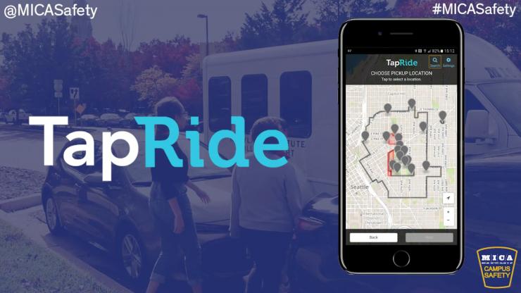 MICA Transportation Options - TapRide