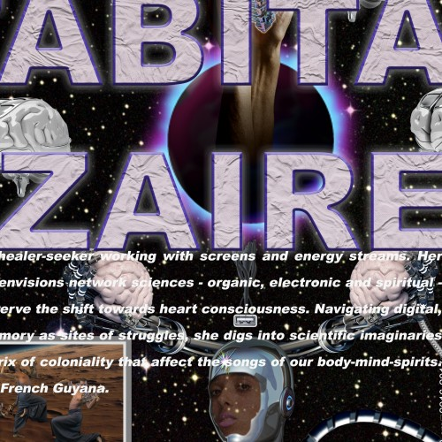 Tabita Rezaire Poster