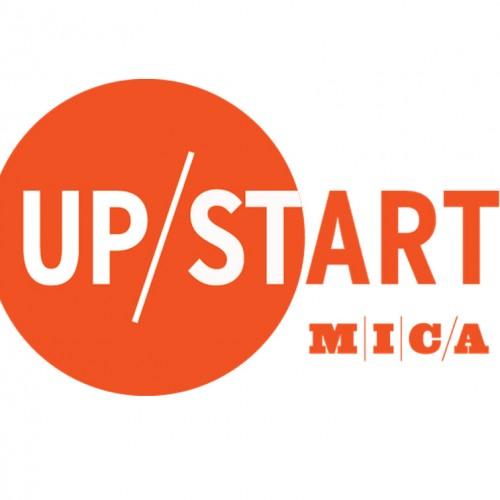 Up/Start Logo