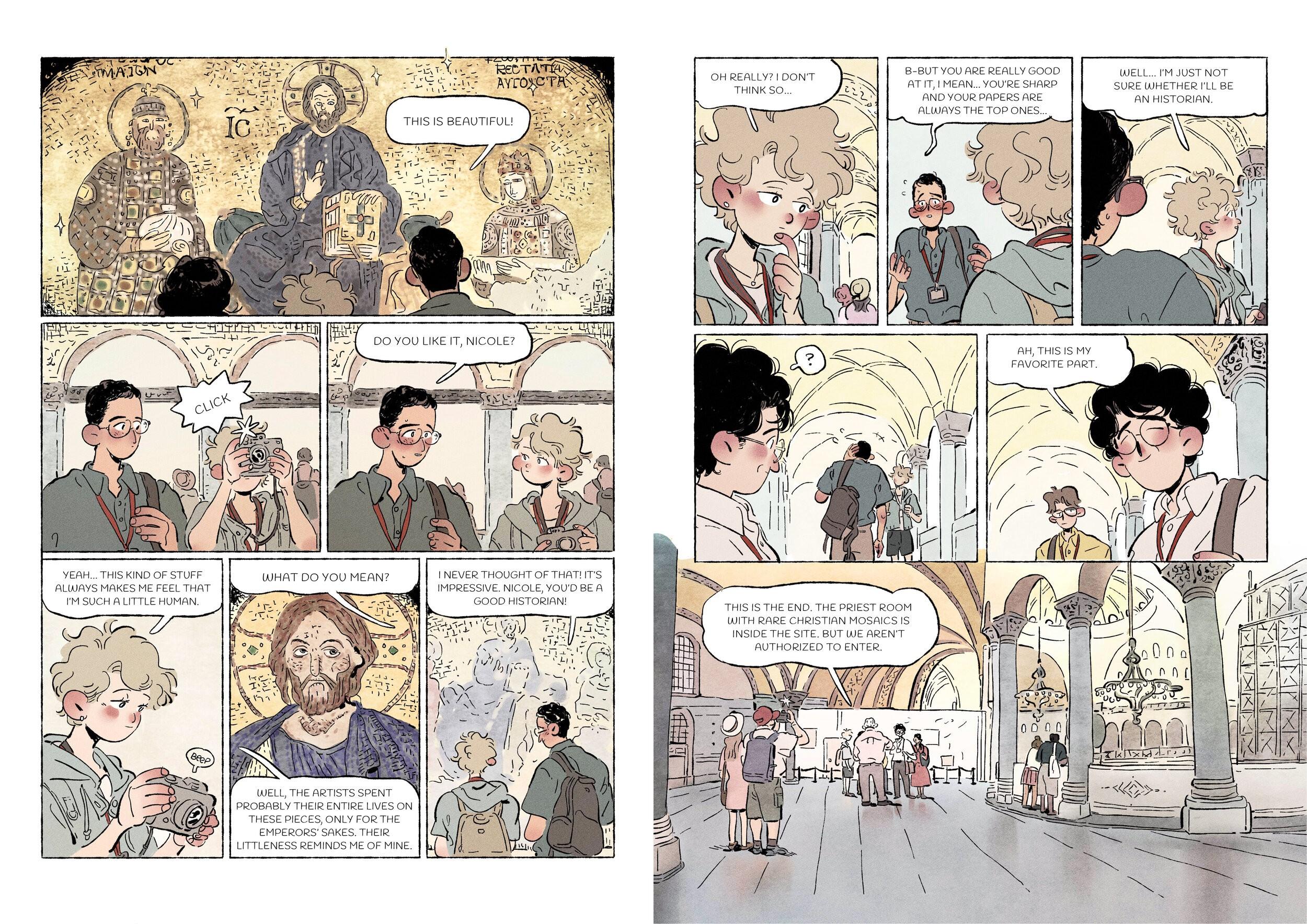 The Historian by Chendi Xu
