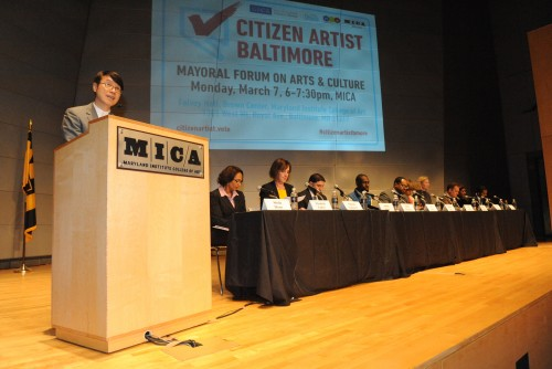 Baltimore mayoral candidates to take part in first-ever forum on