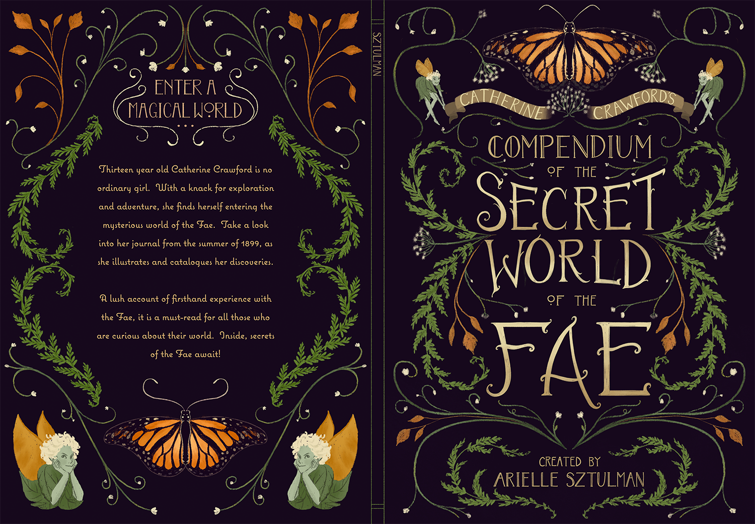 Catherine Crawford's Compendium of the Secret World of the Fae