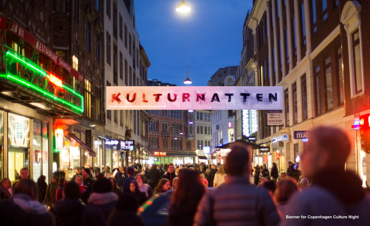 When I studied abroad in Copenhagen, Denmark, I redesigned the VI for the 2020 Copenhagen Culture Night event. For more than 26 years, this event has been one of the most well-attended cultural events in the city - more than 250 museums, theaters, librari