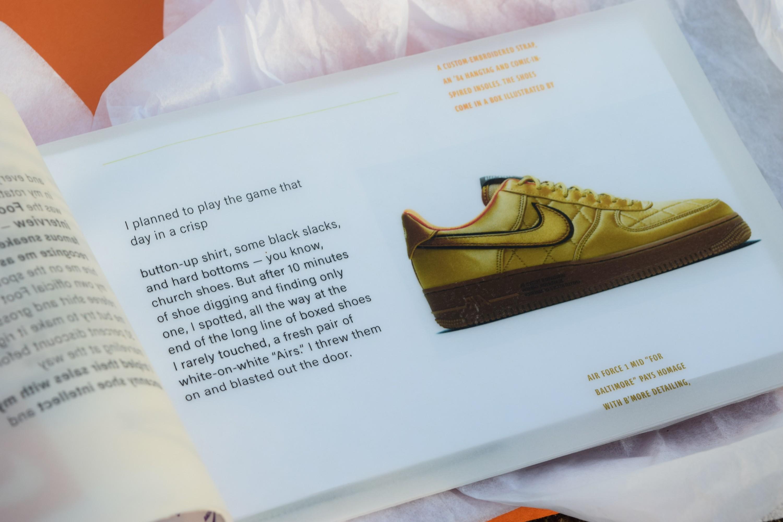 Nike Thanks Baltimore