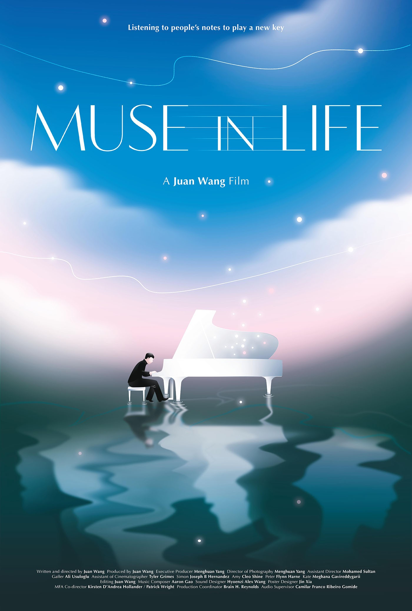 Muse In Life (poster)