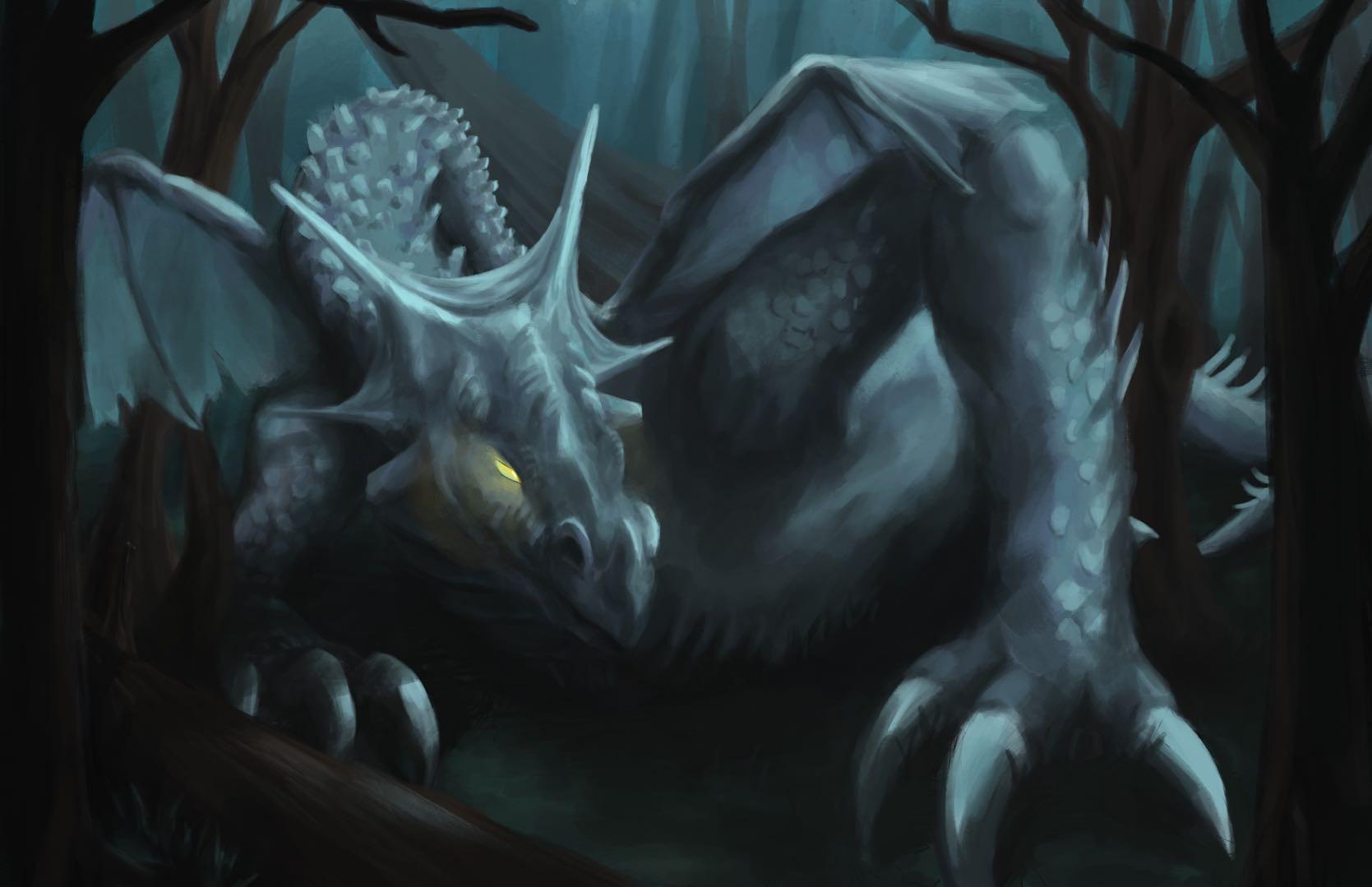 Fantasy creatures designs