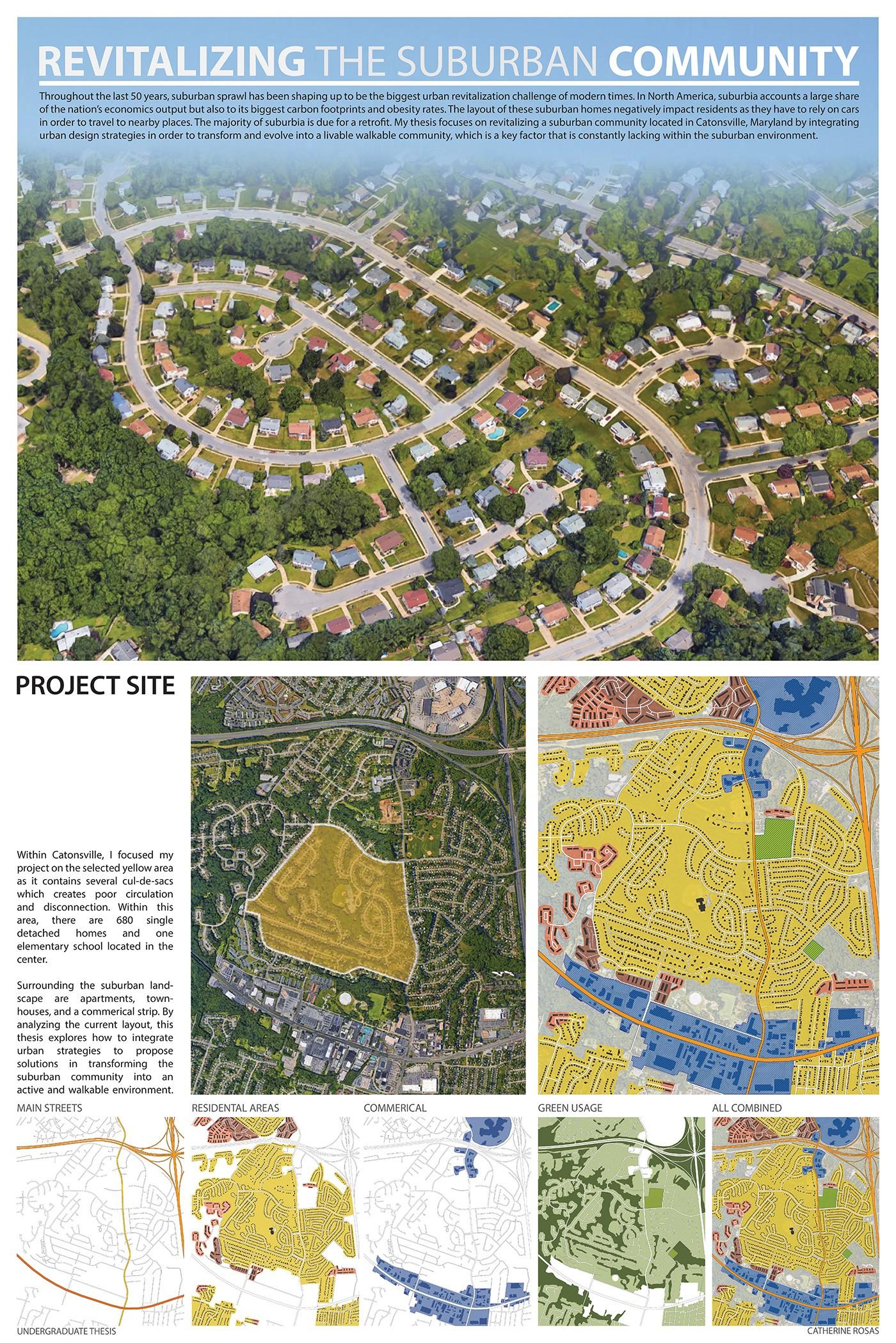Revitalizing the Suburban Community