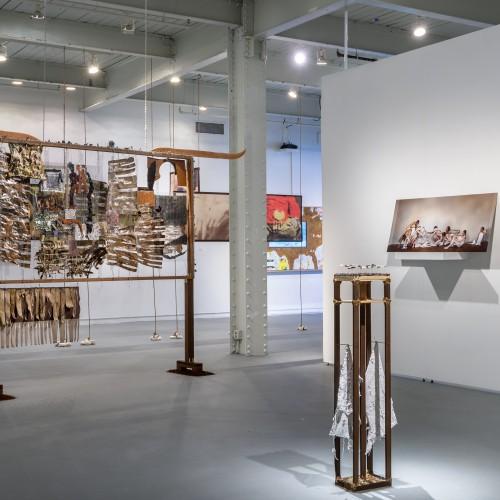 Exhibition in Decker Gallery