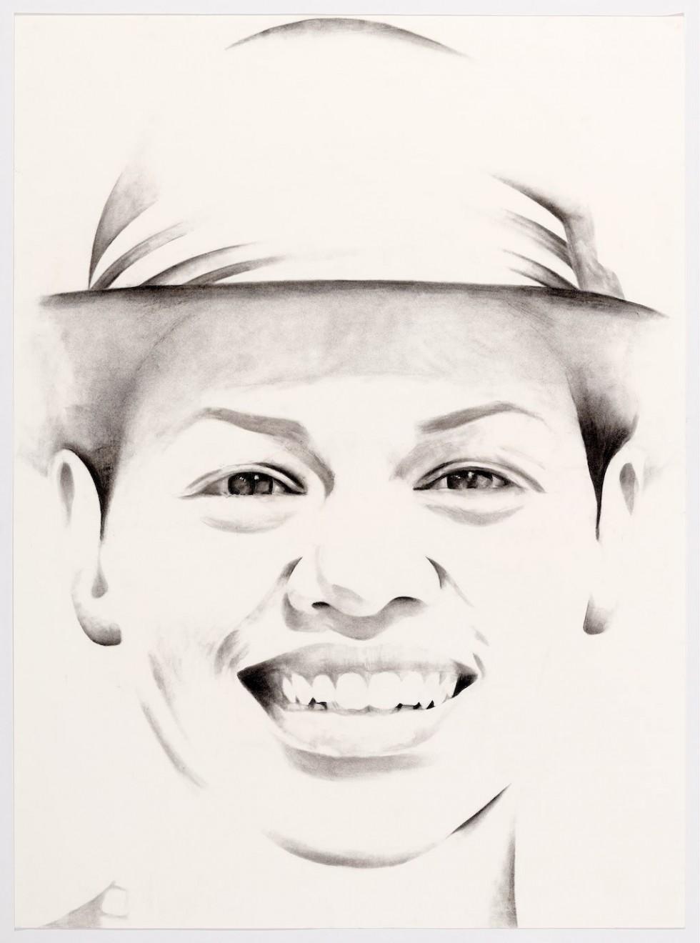 Drawing Mel Lewis