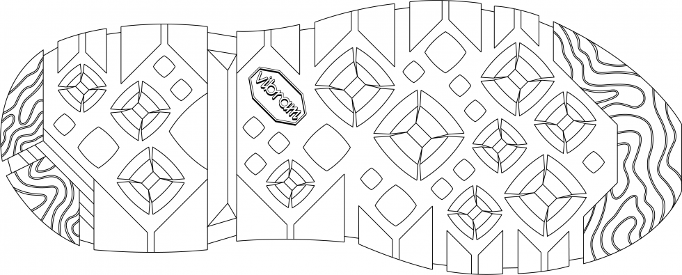 Orthographic Bottom View