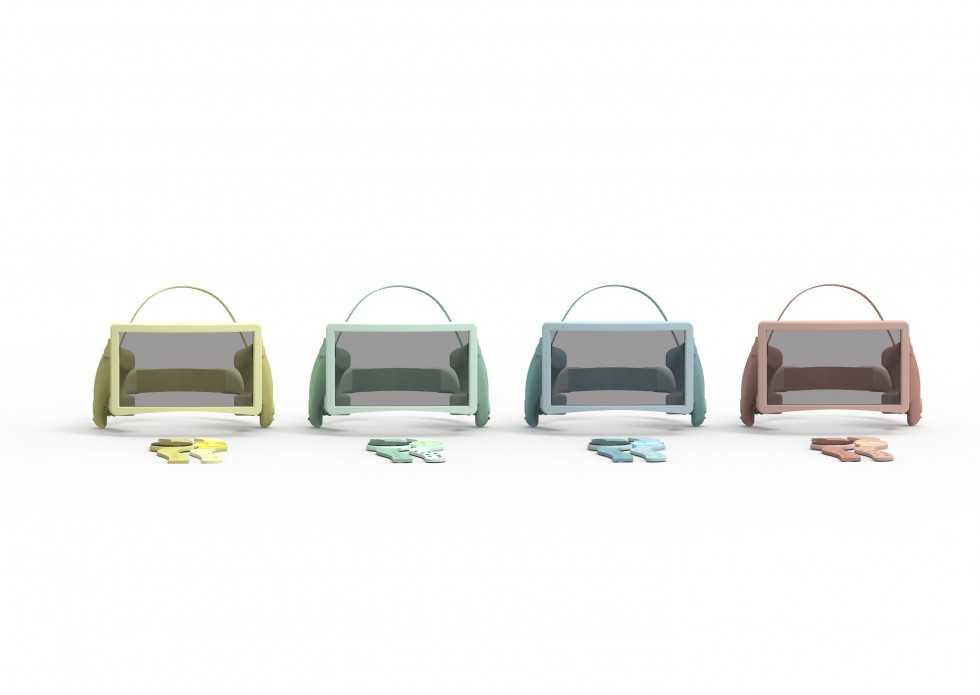 Imers comes an assortment of colors!