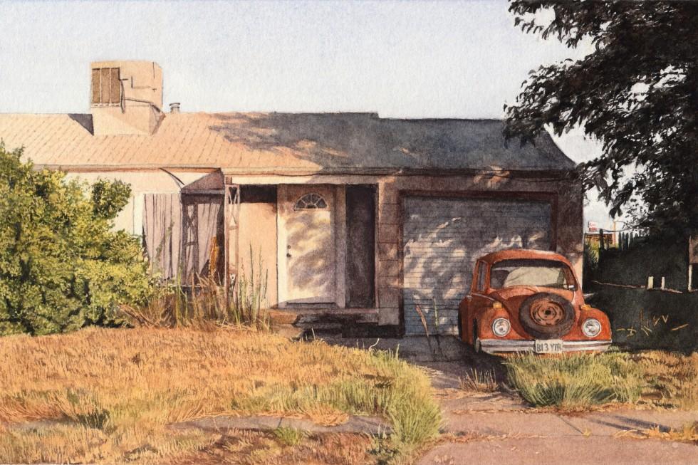 Volkswagen Beetle in Fort Stockton, TX