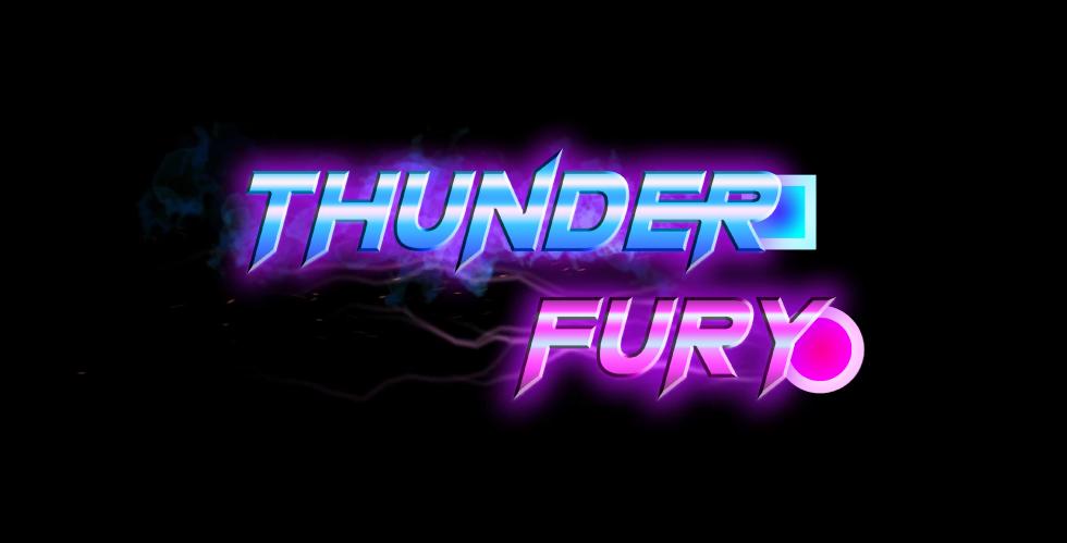 Image of Thunder Fury's title screen art