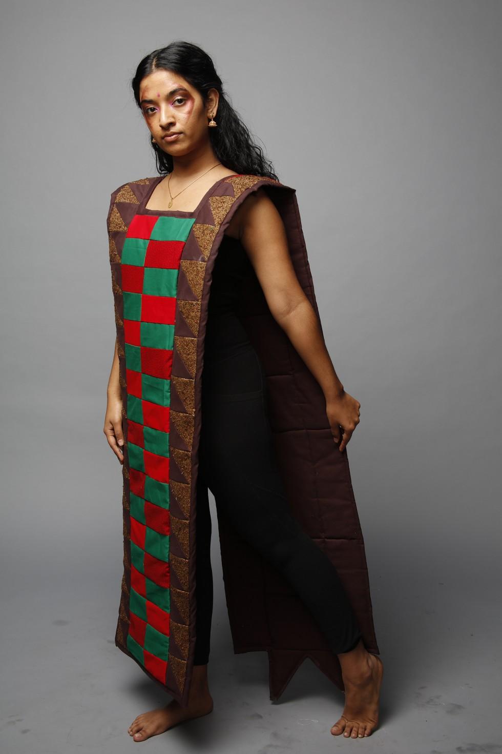 Robe. fibers