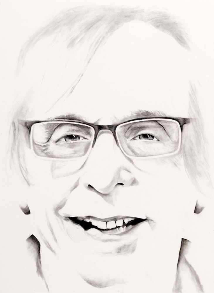 Drawing Howie Lee Weiss