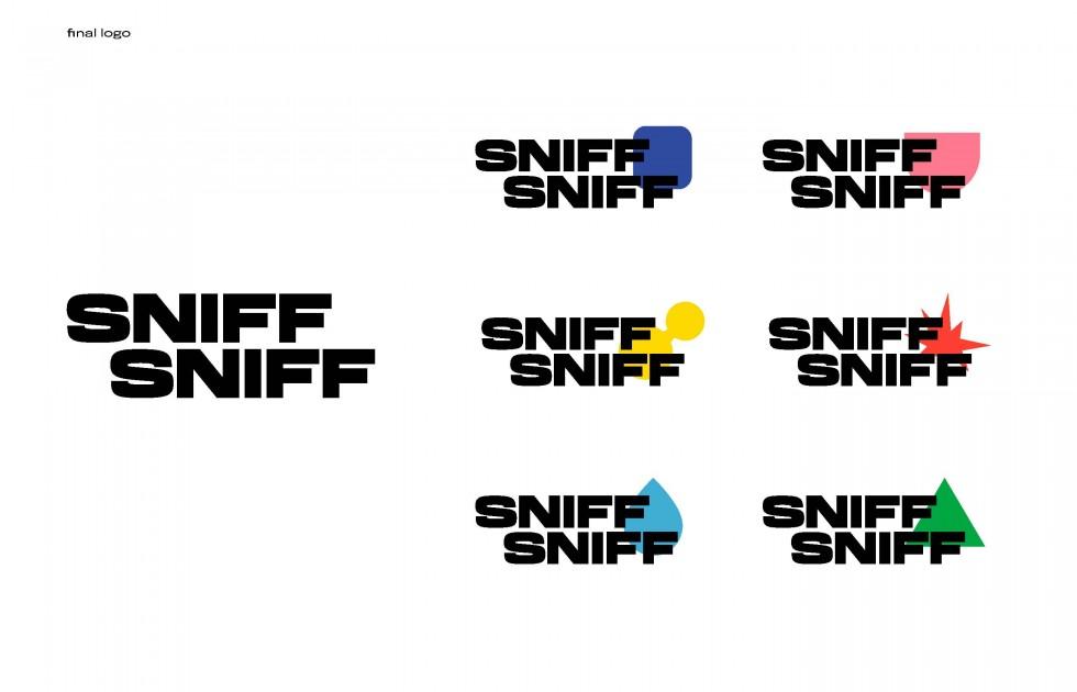 Sniffsniff 10 logos