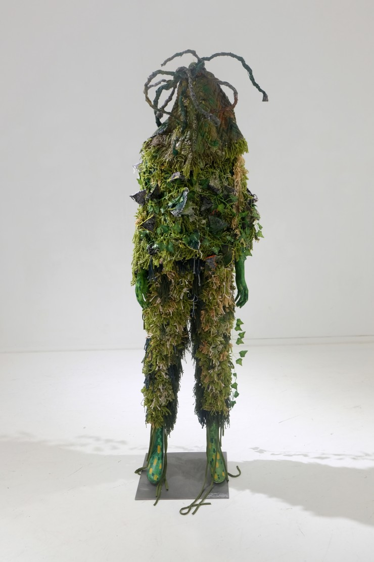 a suit that is like a cactus