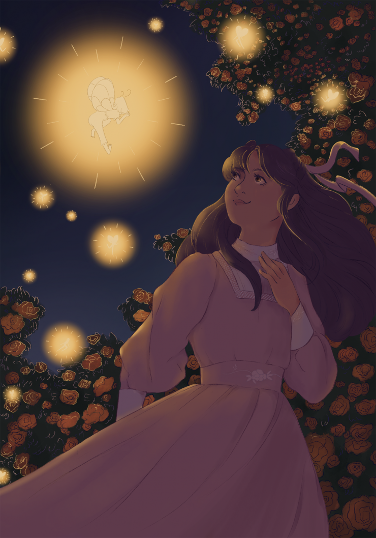 Catherine and the Faeries