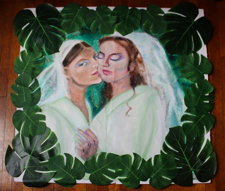 Veiled Women II