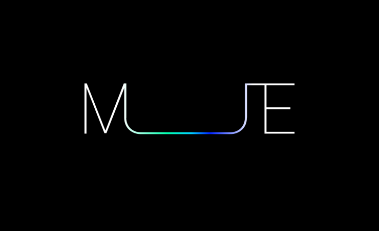 Mute Logo by Ran Ran