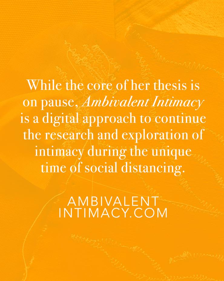 Ambivalent Intimacy