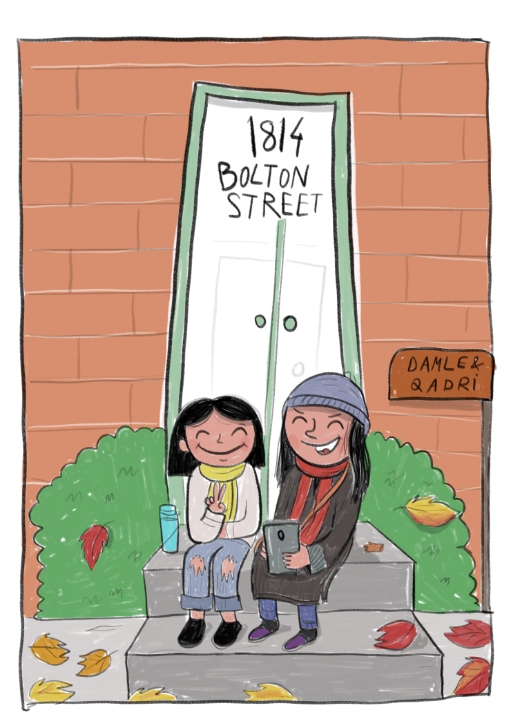 Shreya is my roommate number fourteen. This story is a journey of Shreya and me joining a new school experiencing and adjusting to each other's preferences and choices. By the end of this comic you would want to sympathise with Shreya and send love for he