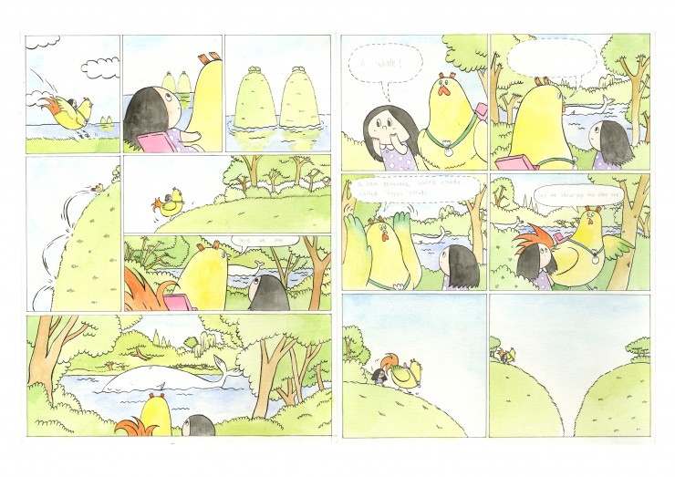 The Chicken Story 01