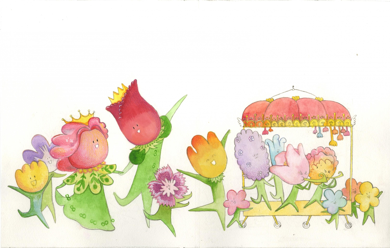 Little Ida's Flowers 02