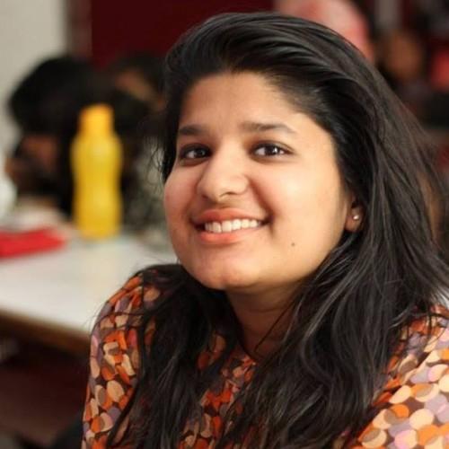 Vidisha Agarwalla '20