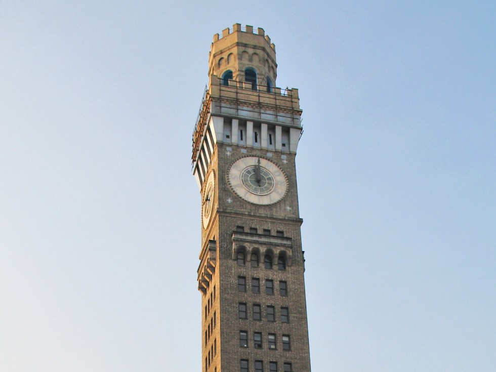 Bromo Seltzer Arts Tower