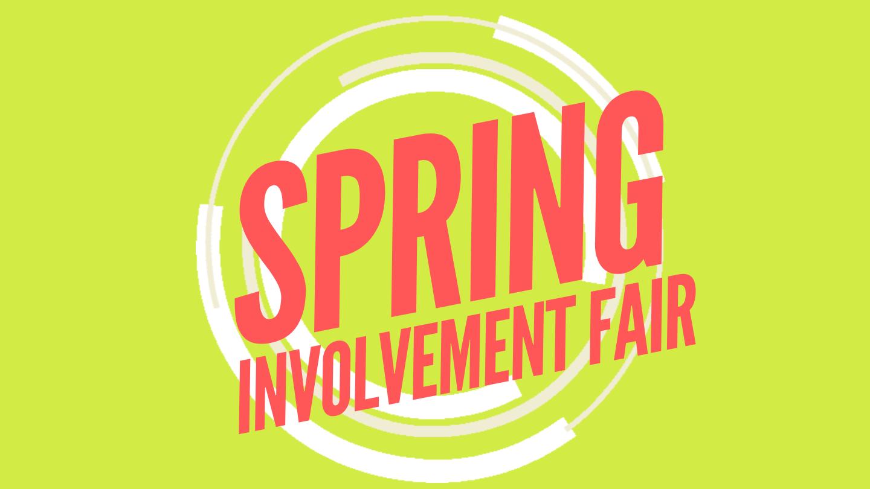 Spring Involvement Fair 2021 | MICA