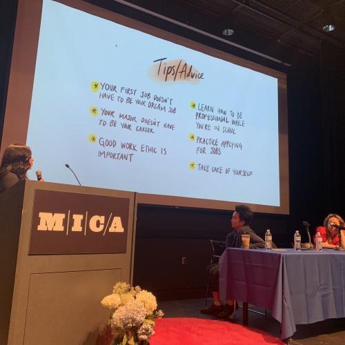 Past MICA Talks Panelists (2019)