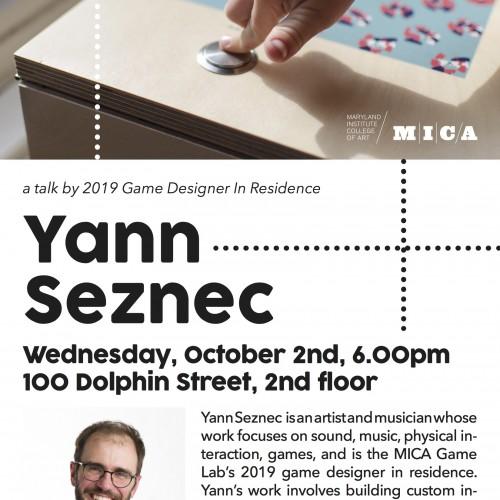 Yann Seznec poster