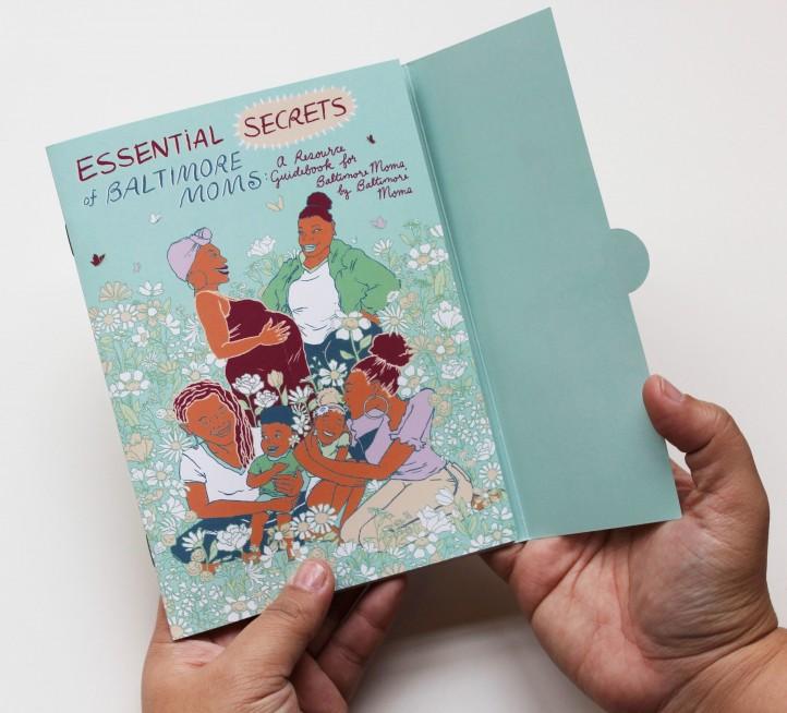 Essential Secrets of Baltimore Moms book