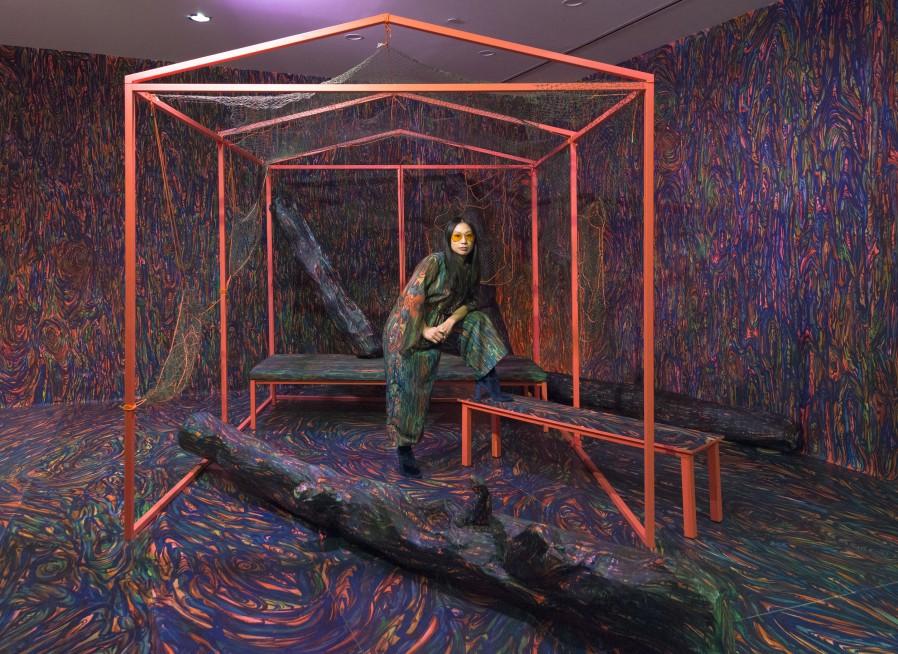 Phaan Hwong Exhibition at Baltimore Museum of Art