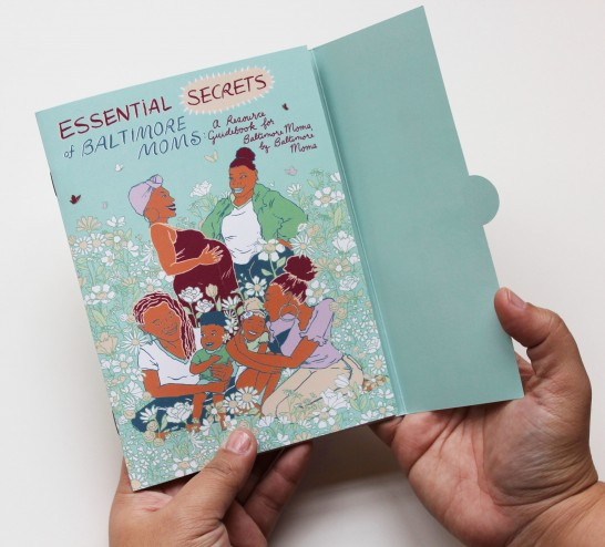 Essential Secrets of Baltimore Moms book