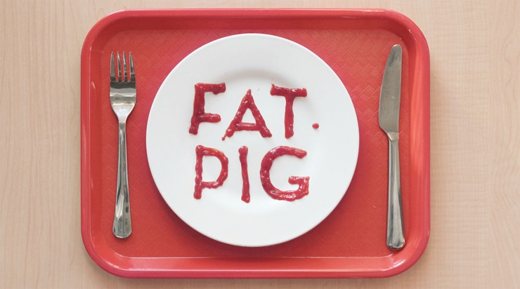 Poster of Fat Pig Production