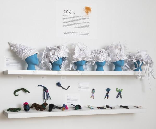Installation by Sara Reinhardt