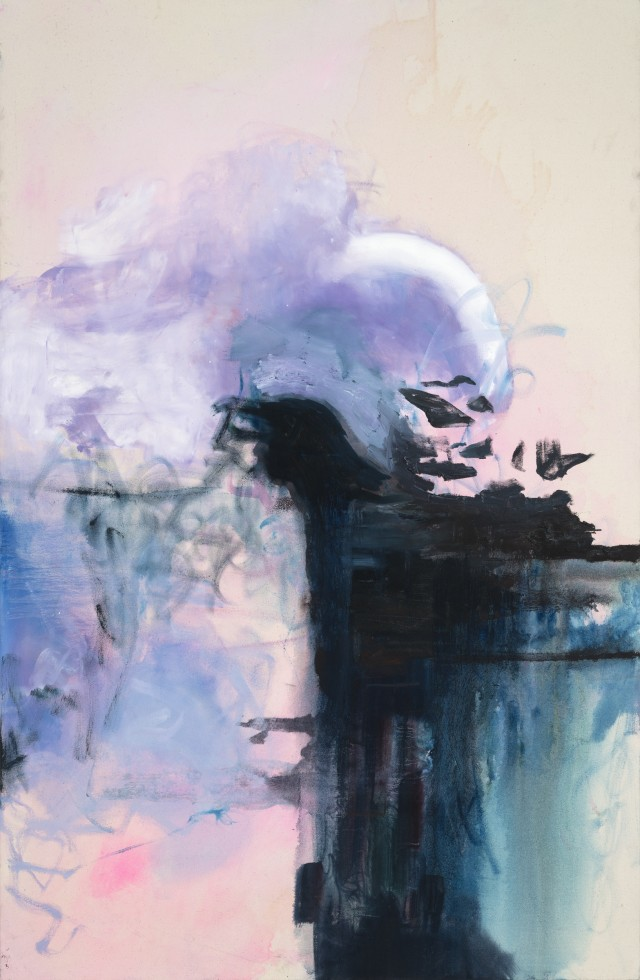 Painting by Meg Beck