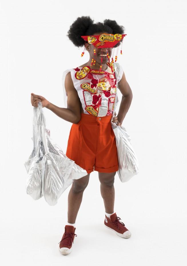 Outfit by Amir Khadar